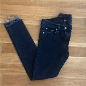Rag and Bone skinny jeans 28x28.5 inseam
